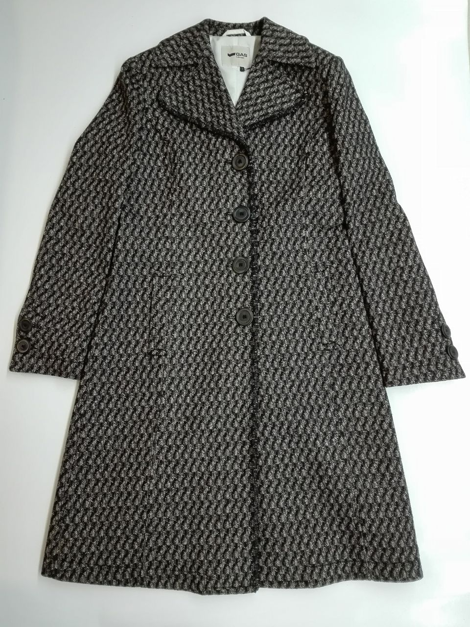 buy popular 4f460 09d57 Cappotto Donna GAS-mod.DENIA