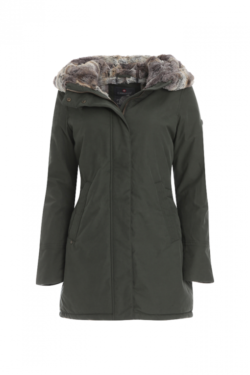 Parka Donna CANADIENS-MODELLO CY0552 AUDRY.1D
