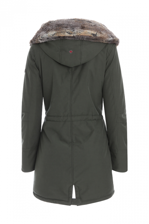 Parka Donna CANADIENS-MODELLO CY0552 AUDRY.1F