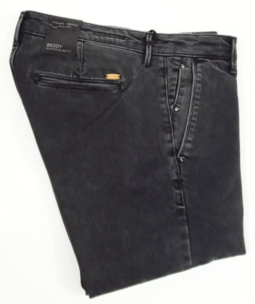 Jeans Uomo ZERO CONSTRUCTION-mod.BEDDY-2SP.1A